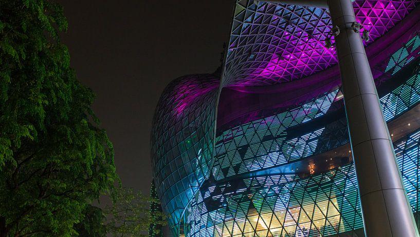 Orchard Road Singapore van Capture the Light