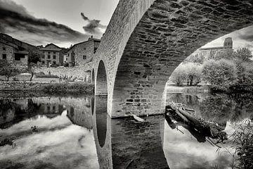 Auvergne XIX von Mario Bentvelsen