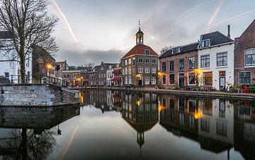 Le centre historique de Schiedam. sur Claudio Duarte