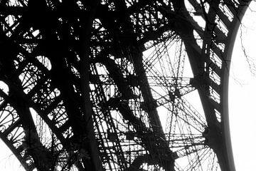 Pariser Eiffelturm von Helene de Jongh
