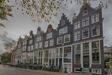 Zandhoek Amsterdam sur Peter Bartelings