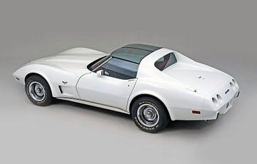 Chevrolet Corvette C3 1977 von Willem van Holten