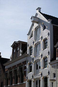 Authentiek pakhuis in Groningen van Foto's uit Groningen