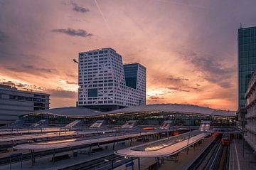 Station Utrecht van Verliefd op Utrecht