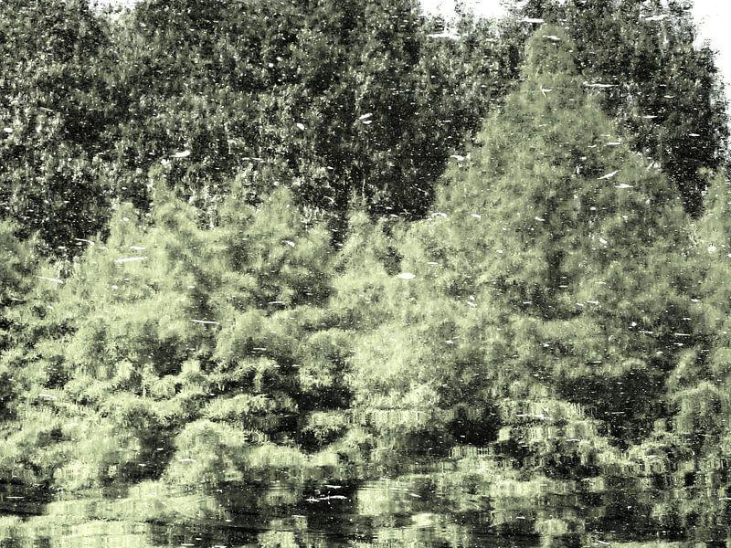 Urban Reflections 86-A van MoArt (Maurice Heuts)