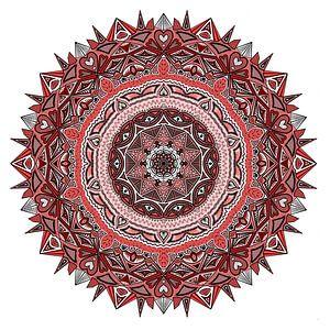 Mandala in Rottönen