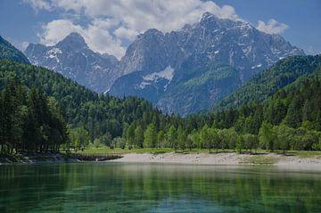 Jasna-See Slowenien von Isai Meekers
