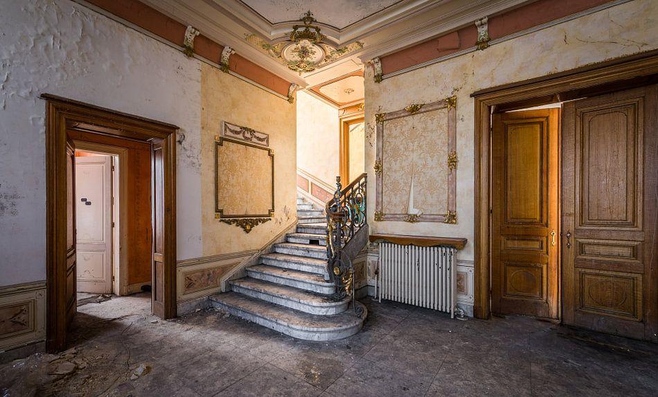Stairway to Heaven van Inge van den Brande
