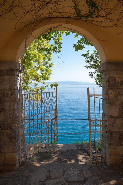 La porte de la mer sur Susanne Bauernfeind