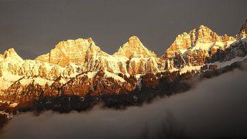 Alpen Im Morgen Sonne von Daphne Photography
