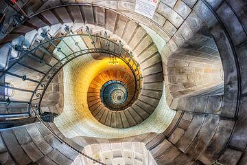 Leuchtturm-Treppe von Adriaan Westra