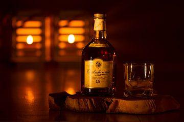 Een fles Dalwhinnie whisky van Paul Wendels