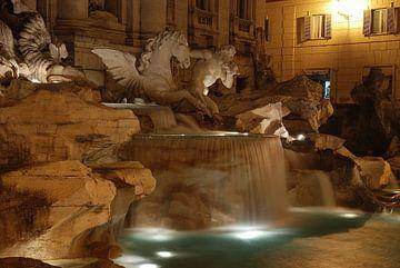 Trevi fontein van Jeroen Harmsen