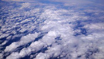 Über den Wolken van Babetts Bildergalerie