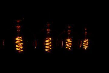 4 lichtbronnen van Gerwin Remmers