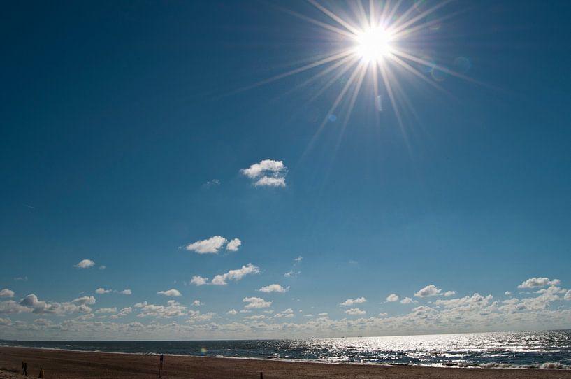 Het strand van Doris van Meggelen