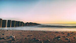 Zeeland - zondsondergang