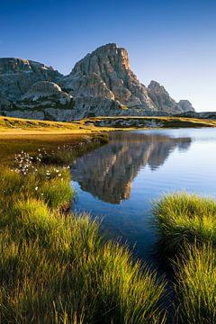 Mooi Landschap Dolomieten van
