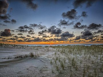 Strand von Patrick van Baar