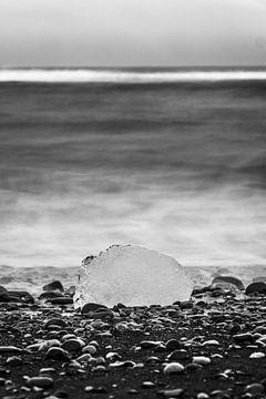 Jokulsarlon - Island von Eefke Smets