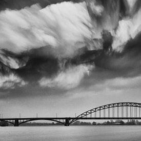 Waalbrug Nijmegen van Lex Schulte