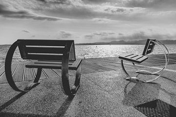 Entspannung am Gardasee von Fotografiecor .nl