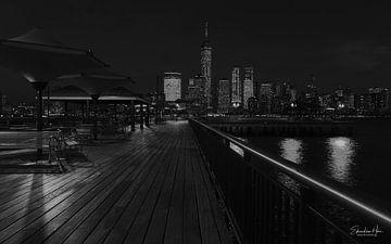 Paulus Hook New York van Edward van Hees