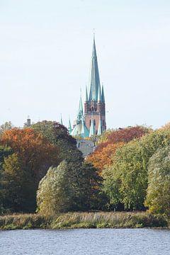 St. Johanniskirche oder Turmwegkirche , Außenalster