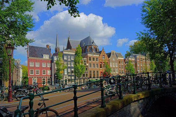 Amsterdam van Michel van Kooten
