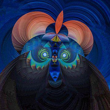Illustration imaginative du tourbillon abstrait 131/8 sur PICTURES MAKE MOMENTS