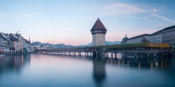 Luzern: Kapellbrücke van
