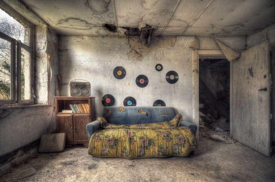 Urbex - Villa vinyl van Angelique Brunas
