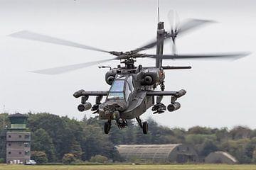 Der Apache-Hubschrauber hebt ab! von Jimmy van Drunen