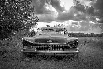 Buick Lesabre 1958 van Humphry Jacobs
