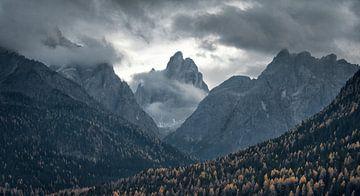 De Dolomieten in Italië. van Ramon Stijnen