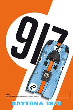 917 Rodriguez-kinnen Oranje van Theodor Decker