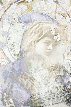 Braut im Kopf von Rietje Bulthuis