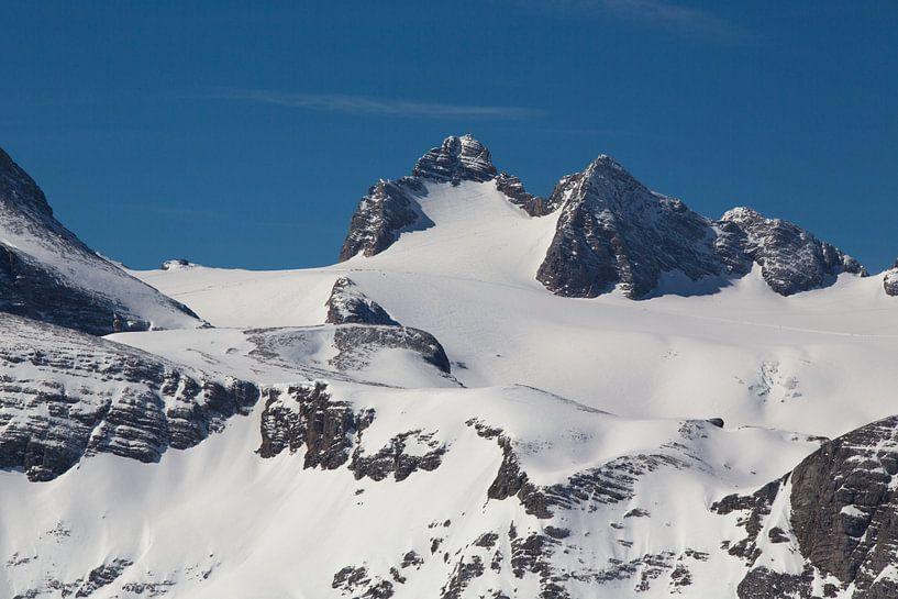 Dachsteingletscher von Rudolf Brandstätter