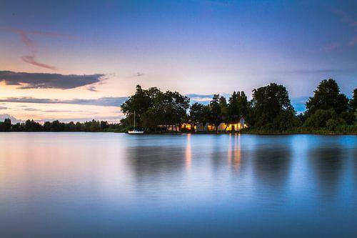 Huis aan het water van