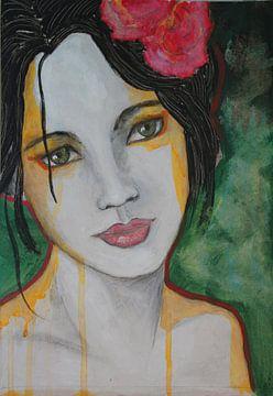 Rose von Lucienne van Leijen