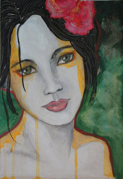 Rose van Lucienne van Leijen