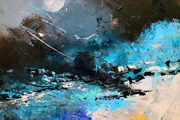 Blauer Strand von pol ledent