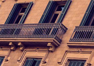 Balcony Doors van 10x15 Fotografia