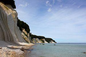 Schöne Kreideküste