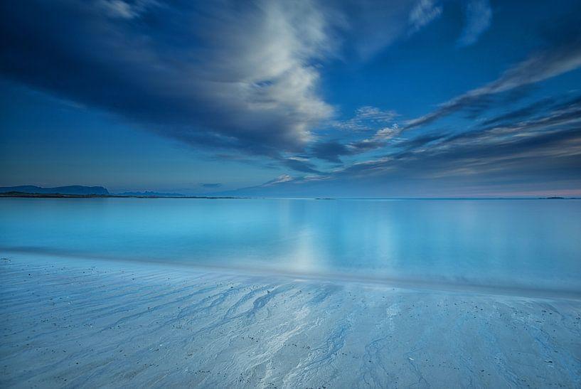 magic silver sea van Aline van Weert