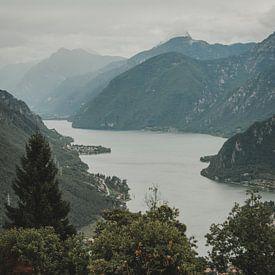 Lago d'Idro von Paulien van der Werf
