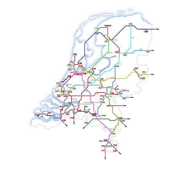 Snelwegen in Nederland