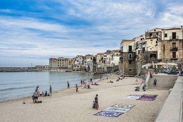 Cefalu, Sicilië