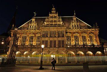 Die Liebe zu einem historischen Gebäude in Bremen steht still von Hannon Queiroz
