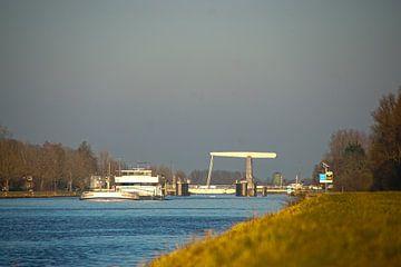 Kanaal langs Meerstad